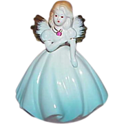 REDUCED Josef Original Angel Birthday Figurine