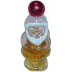 "Vintage AVON Jolly Santa ""Here's My Heart"" Cologne"