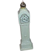 REDUCED Fabulous AVON Grandmother Clock Cologne Bottle-Full