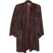 REDUCED Vintage Dark Brown Mink Coat