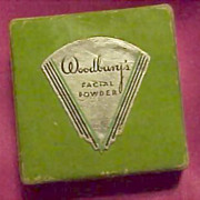 Vintage Woodbury's Face Powder - Trial Box