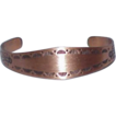 Elegant Little NATIVE AMERICAN Copper Cuff