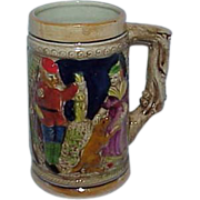 Vintage &quot;JAPAN&quot; Ceramic Beer Stein