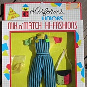 SALE Fashion Doll Clothes - 1980's