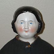 19.5� German China Head Doll ~ Great Clothing