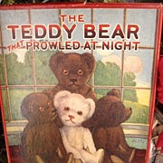 The Teddy Bear that Prowled at Night