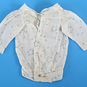 Victorian Doll blouse