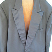 Brooks Brothers Tuxedo with tie suspenders, and cummerbund