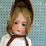 169  33&quot; Beautiful Large doll on ball jointed body