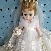 Cissette Bride   1958