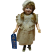 20 Inch German Antique Character Doll by Armand Marseilles