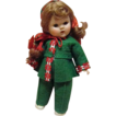 Vogue Ptd Lash Red-Head Ginny 1953 &quot;Gadabout Series&quot; Skier