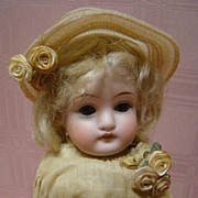 11 In Adorable and Original Kestner Shoulder Head, Mold #154