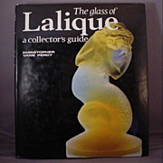 Book: The Glass of Lalique - A Collectors Guide