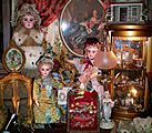 Dorian's Doll Room