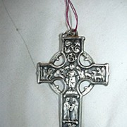 Symboline Sterling Silver Orthodox Cross