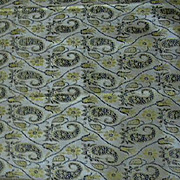 Fine Brocade Table Runner Scarf Fabric