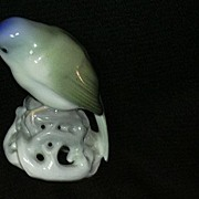 KPM Porcelain Bird Figurine