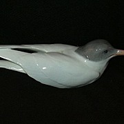 Royal Copenhagen Porcelain Bird Figurine
