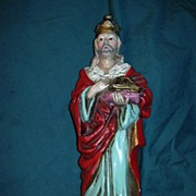 Nativity King Large Wise Men Christmas Statue Figurine