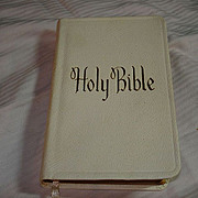 Holy Bible Gibson Gift Edition 1958