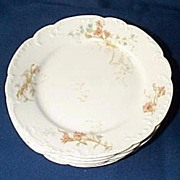 Haviland Limoges St Lazare Dessert Plates Set of 5