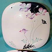 Mikasa  Purple Poppies Dinnerware Lot