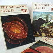 Time-Life  - The World We live In - Complete Set