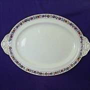 SALE Johnson Brothers Bagatelle Large Oval Platter