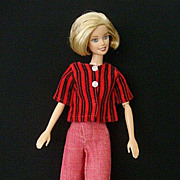 Barbie-Style Outfit For A Casual Day