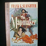 Frank Slaughter The Mapmaker - 1960 Paperback