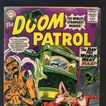 Doom Patrol Comic Book 1965 No. 96