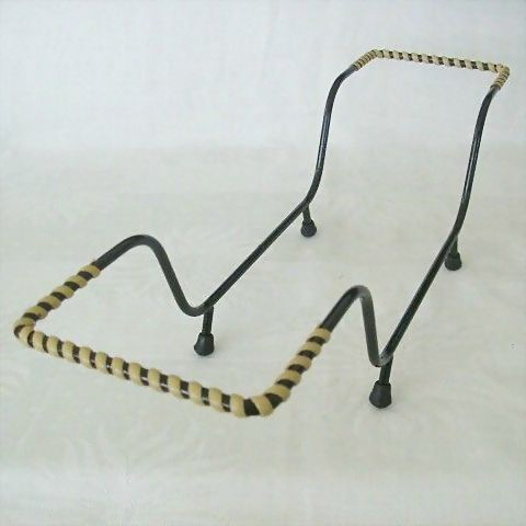 Decorative Wrought Iron Hot Pot Holder&#65279;