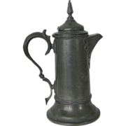 Middletown Plate Commemorative Flagon Dated 1889