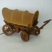 Conestoga Wagon Light Ready To Travel