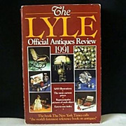 Lyle Antiques Review 1991 With 5,000 Illustrations