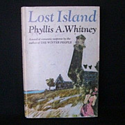Lost Island by Phyllis Whitney