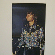 Country Singer John Denver 1970's Poster
