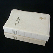 Matching Eastern Star Bibles Presented June 1946