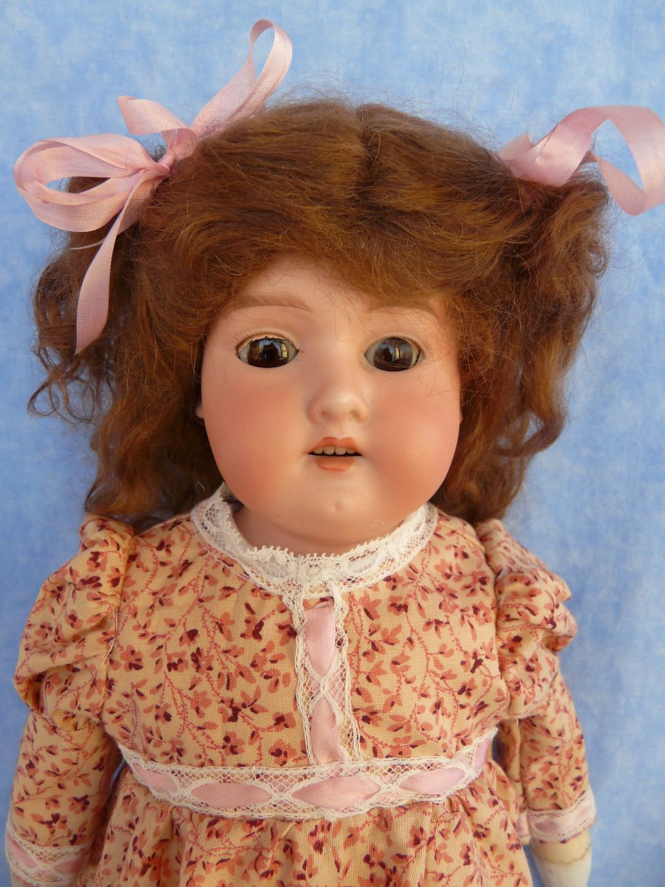 Wonderful I Can Say Mama Armand Marseille Doll