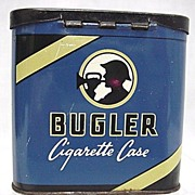 SALE CHEAP TINS Bugler Pocket Tin Unused