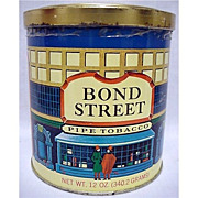SALE CHEAP TINS Bond Street 12 ounce Tobacco Tin