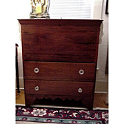 SALE Blanket Chest American