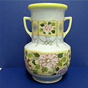 SALE Nippon Vase  $149 Art Nouveau Hand Painted