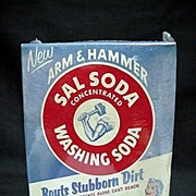 SALE Arm & Hammer Washing Soda with Original Contents