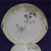 SALE Nippon Cake Set Porcelain Service for 6