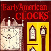 SALE Early American Clocks