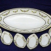 SALE Celery Set Nippon Porcelain