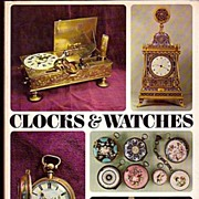 SALE Clocks and Watches by Eric Bruton