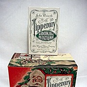 SALE Tipperary Tobacco Antique Advertising 7 piece Christmas Store Display